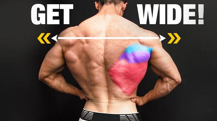 How to get a wider Back (V-taper)
