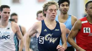 Wesley Robinson - Men's Track/Cross Country - George Washington ...