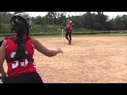 Myra Peterson (Pitcher) of Stevenson HS & the Illinois Impact - YouTube