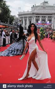 Vienna, Austria. 31st May, 2014. Transsexual model Yasmine Petty Stock  Photo - Alamy