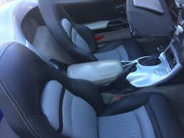 1997 2004 c5 corvette leather