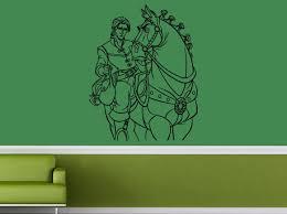 Buy Flynn Rider Horse Maximus Wall Sticker Cartoon Walt Disney Vinyl Poster Tangled Wall Vinyl Decal Home Interior Decor Kids Room Mural Nursery Image Tang7 In Cheap Price On Alibaba Com