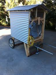 soil post trommel barlow hauling