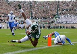 Aaron Burbridge leads No. 4 Michigan State over Air Force – The ...