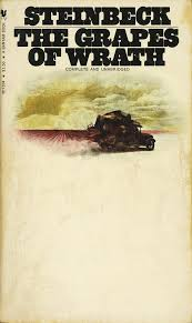 Image result for steinbeck book covers
