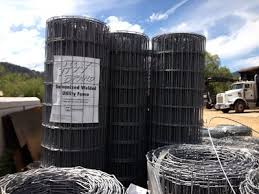 Wire Fence And Metal Fence Posts Marks Miller Post Pole Inc