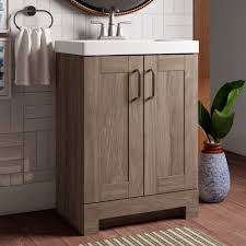 "Nels 25"" Single Bathroom Vanity Set & Reviews 