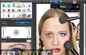 free photo makeup editing software