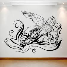 Category Wall Decals Angels Demons Fairies And Elves Mizzli