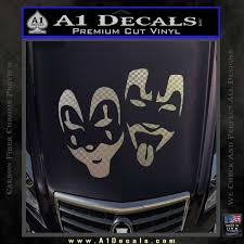 Icp Insane Clown Posse Faces Decal A1 Decals