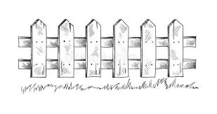 Wooden Fence Pencil Drawing Stock Illustrations 108 Wooden Fence Pencil Drawing Stock Illustrations Vectors Clipart Dreamstime