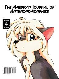 The American Journal of Anthropomorphics by Jill Bauman; Terrie Smith;  Michele Light; Shane Fisher; Eric Blumrich; Joshua Kennedy; Jim Burns;  Kathryn Bolinger-Un; April Lee; Shawntae Howard; Brian Ahern; Steve  Simpson; Mark Shaw;