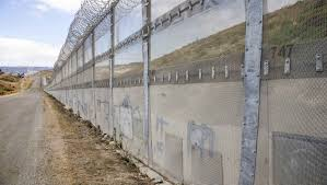 What Type Of Fence Exists Now Along The Border