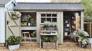 garden storage 14 space saving ideas