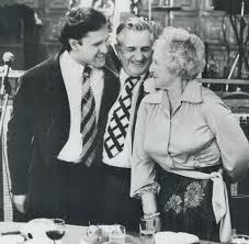 Political family: Stephen Lewis, left, with his father, David, and mother,  Sophie, in 1976. The Lewis family story has important lessons for Canadian  socialists. : Digital Archive : Toronto Public Library