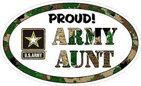 Vinyl Decal For Car Window Proud Army Au Buy Online In China At Desertcart