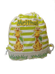personalized rucksack 10 pieces free
