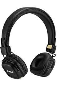 Marshall Major II Bluetooth Noir pas cher : prix, caractéristiques, avis