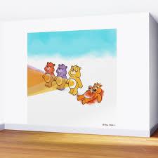 Care Bear Ahhhhh Wall Mural By Murraymullet Society6