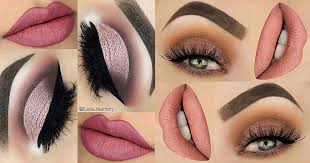 trendy makeup ideas for spring