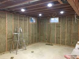 roxul insulation and ready for drywall