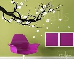 10 Off Coupon On Cherry Blossom Branch Wall Decals Branch Nursery Wall Decals Plum Sakura Tree Wall Decal Cherrom Blossom Tree Home Decor Cherry Branch By Styleywalls Etsy Coupon Codes