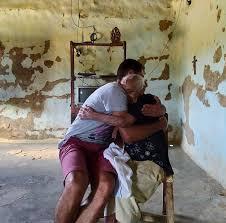 Quando a grande história de amor é entre neto e avó. Uma avó com