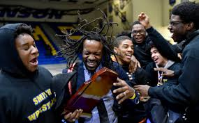 Oscar Smith wins program's first wrestling state championship in ...