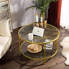 bonnlo 31 5 round coffee table