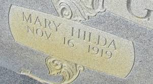 Mary Hilda Gilbert (1919-Unknown) - Find A Grave Memorial