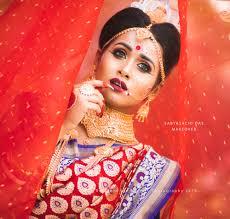 bengali bridal makeup artist in kolkata