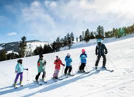 snowboarding at snow king mounn resort