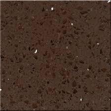 dark crystal brown quartz stone
