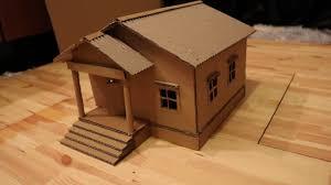 faire une belle maison en carton