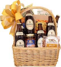 good taste of guinness beer gift basket