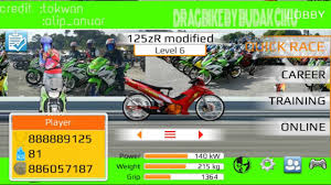 drag bike msia game video you