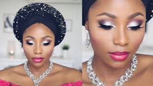 dimma umeh makeup tutorial for owambe