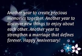 another year to create precious memories together another year to