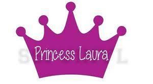 Princess Crown Custom Name Car Truck Decal Sticker Ebay