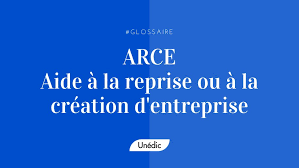 unédic on twitter thread glossaire