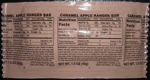 meal kit supply mres mre info