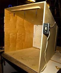 paint booth by kirk lumberjocks
