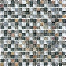 bliss glass tile blend mosaic