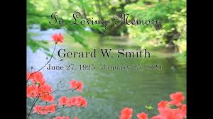 Gerard W. Smith - Wonderly Horvath Hanes Funeral Home & Crematory
