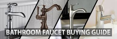 bathroom faucet ing guide