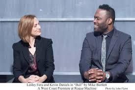 Lesley Fera Kevin Daniels – Hollywood Revealed