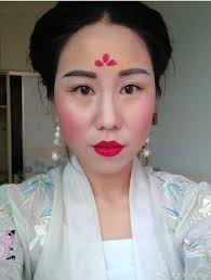 do chinese style makeup saubhaya makeup