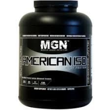 american protein isolate supplement