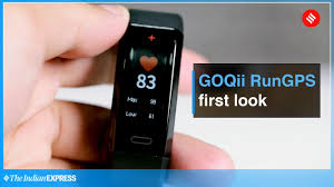 fitness tracker with gps