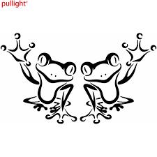 Frogs Funny Auto Car Bumper Window Vinyl Decal Sticker Decals Vinyl Decal Vinyl Decals Stickersdecal Sticker Aliexpress